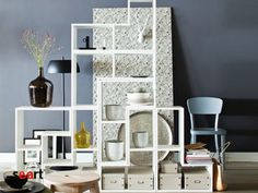 Awesome bookcase / Nisamowity regał - http://www.seart.pl/