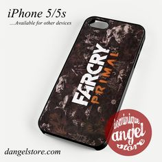 Far Cry primal Phone case for iPhone 4/4s/5/5c/5s/6/6s/6 plus
