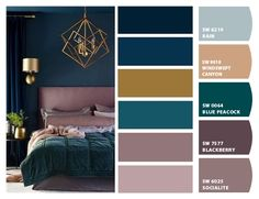 master bedroom paint colors Paint colors from ColorSnap by Sherwin-Williams Living Room Color Schemes, Colour Schemes, Modern Color Schemes, Home Bedroom, Bedroom Decor, Warm Bedroom, Best Gray Paint Color, Bedroom Paint Colors, Best Colour For Bedroom