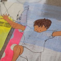 Textile Art: There is Fun to Be Had - Ruth de Vos : Textile ArtistRuth de Vos : Textile Artist