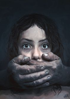 Łukasz Poślad - Infanticide- deeply disturbing in so many ways. In ritual abuse victims must take vows to never speak of the cult for fear of death or torture.