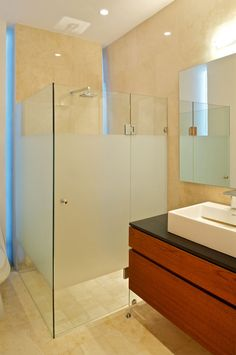 Bathroom Corner Playful And Quirky Details Influencing Lighting: Casa Natalia by Agraz Arquitectos