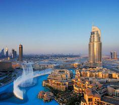 Barcelona & Dubai, world most architecturally significant cities
