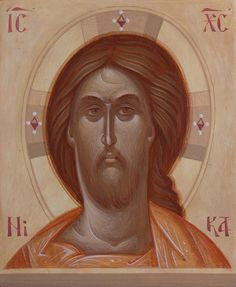 Christ, by Gabriel Toma Chituc Images Of Christ, Religious Images, Religious Icons, Religious Art, Byzantine Icons, Byzantine Art, Orthodox Icons, Gabriel, Jesus Christ