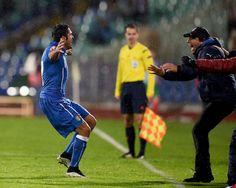 Bulgaria v Italy - EURO 2016 Qualifier