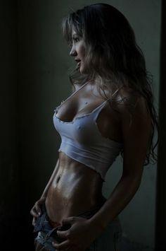 her body ...