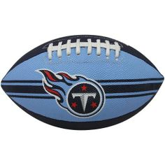 NFL Tennessee Titans Tailgater Football by The Licensed Products Company. $16.65. Packaged With Black Kicking Tee. Stitched Rubber Material For Ease In Throwing & Catching. Designed With Team Colors and Primary Logo. Junior Size Playable Football. NFL Tennessee Titans Tailgater Football