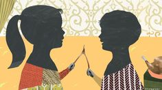Your Adult Siblings May Hold The Secret To A Long, Happy Life by npr.  #Happiness #Siblings