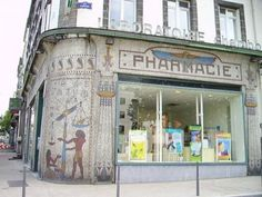 Clermont, Delille, Jukebox, Europe, Deco, Place, City, Places To Visit, Pharmacy