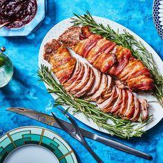 Christmas Pork Tenderloin