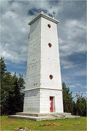 Hiiessaare tuletorn - Vikipeedia, vaba entsüklopeedia