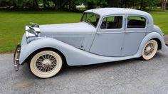 1947 Jaguar MK 4 Sedan for sale #1851463 | Hemmings Motor News