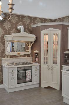 Cucina shabby chic   Cucine su misura   Pinterest