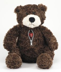 Bummer bears...you can special order a pacemaker inside his zipper- just like my gal!