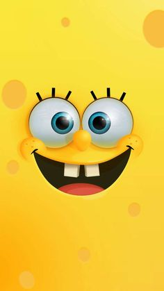 SpongeBob For IPhone Wallpaper Mobile Wallpaper Spongebob Iphone Wallpaper, Emoji Wallpaper, Screen Wallpaper, Disney Wallpaper, Cool Wallpaper, Mobile Wallpaper, Iphone Cartoon, Full Hd Wallpaper, Cellphone Wallpaper