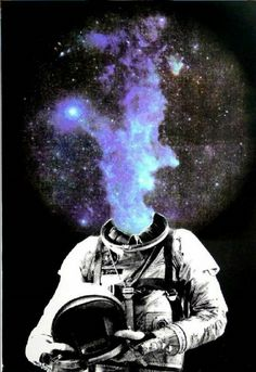 #art #artist #artwork #space #astronaut