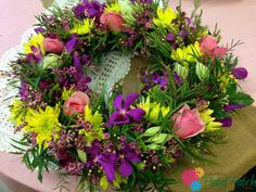 Anzac Day Wreath Flowers Today, Send Flowers, Always Here For You, Anzac Day, Local Florist, Wreath Ideas, Flower Delivery, Amazing Flowers, Flower Arrangements