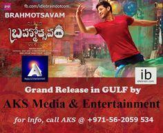 Brahmotsavam in Gulf http://idlebrain.com/abroad/brahmotsavam-gulf.html