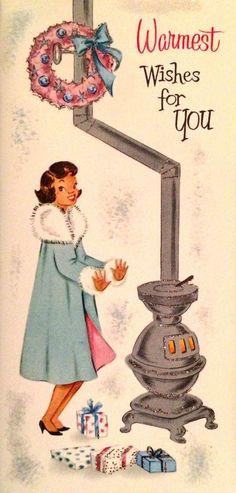 ~Vintage Christmas Greetings~