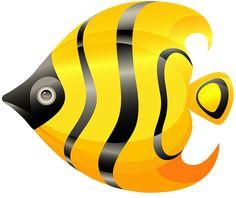 tubes poissons Cartoon Sea Animals, Cartoon Fish, Fish Drawings, Animal Drawings, Wood Fish, Fish Art, Tropical Fish, Pebble Art, Stone Art