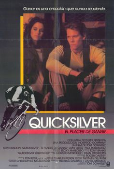 Quicksilver, la pista rápida del éxito, de Tom Donnelly