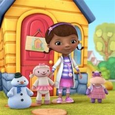 Take a look at Disney Junior's newest addition Doc McStuffin. Doc McStuffin is a lovely little girl who loves her toys. She is their very own...