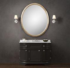 Odéon Single Vanity guest bath