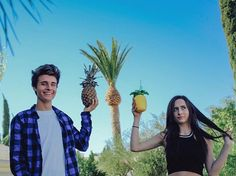 Pineapple goals : have the collins take a picture with you and BAM your life as a pinapple is AWESOME....LOL!!!