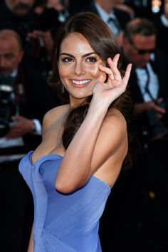 Ximena Navarrete Photos Photos - Ximena Navarrete seen arriving for 'La Venus a la fourrure' screening held at the Palais Des Festivals as part of 66th Cannes Film Festival in Cannes, France. - 'La Venus a la Fourrure' Premieres in Cannes