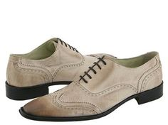 Nothing like an old school Oxford shoe.  These ones by Kenneth Cole are classic.