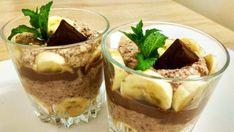 Pudding, Food, Custard Pudding, Essen, Puddings, Meals, Yemek, Avocado Pudding, Eten