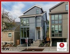 SOLD for $550,000 - 8035 SE 6th Ave, Portland 97202. Newly designed detached Modern. #portlandrealestate #soldhomes #beautifulhomes