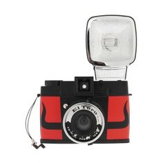#camera El Toro Diana F+ and Flash Camera £89.00 Lomography on GIFTLAB in For Him