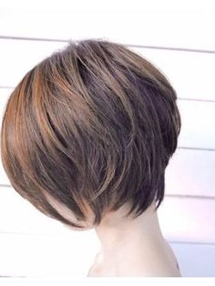 Idee Tendance Coupe & Coiffure Femme Beschrijving ヌ ー デ ィ シ ƒ . Japanese Short Hair, Asian Short Hair, Asian Hair, Girl Short Hair, Short Hair Cuts, Hairstyles Haircuts, Cool Hairstyles, Hair Arrange, One Hair