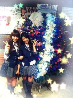きょうはもっちぃのお誕生日!もっちぃおめでとう☆〜(ゝ。∂)これからも耳をよろしく!   |小嶋 陽菜の投稿画像 http://p.twipple.jp/LauuB