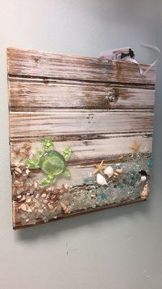 Turtles!  Art Shattered located in 44 Marketplace, Eatonton, GA