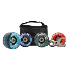 Outdoor Wheel kit for trail skating.