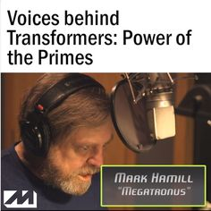 NEW Video Power of the Primes Voice Actors Machinima Cast Goes Behind the Scenes