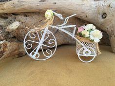 Wedding favor bike personalised gift wire wedding by StudioLena
