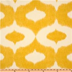 ikat fabric for moroccan feel