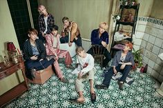 [STARCAST] Envolez-vous! BTS 2nd full-album 'WINGS', Jacket Shooting!