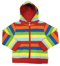 Toby Tiger - New Fleeced Lined Hoodie - Sweat-shirt Mixte multicolore  (multicoloured) ans. 1190db4dcc89