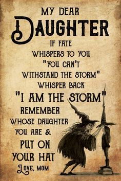 Witchcraft Spell Books, Wiccan Spell Book, Witch Spell, Wiccan Spells, Nature Witch, Witch Quotes, Wiccan Magic, Dear Daughter, Practical Magic