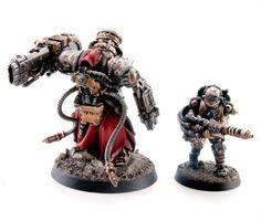 Myrmidon Destructors, Forgeworld, Warhammer 40k