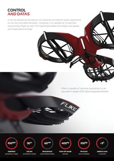 Flike is a manned, drone-motorbike hybrid aircraft. It's a totally new type of vehicle with 3x2 1,5meter propellers, 6 electric motors, flight controller computer and range extender.We joined into the project when it had already a flying prototype. Our …
