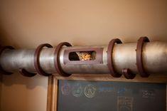 Steampunk Cat Transit System (CTS)
