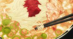 Food and Beverage mini dump Aesthetic Gif, Aesthetic Food, Cute Food, Yummy Food, Anime Bento, Anime Gifs, Food Cartoon, Food Drawing, Kawaii Wallpaper