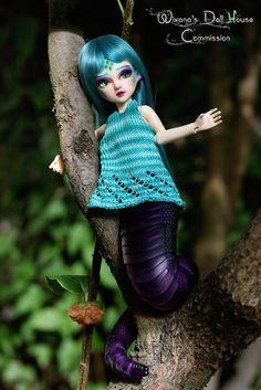 5c2d3e685e6 19 nejlepších obrázků z nástěnky Quinn - Dollshe Amanda Beauty BJD doll