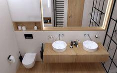 "INGEMA s.r.o. on Instagram: ""Obklad TUBADZIN ELEMENT Sprch dvere: SanSwiss- BLACK LINE Baterie: KEUCO- IXMO Umyvadlo: LAUFEN- Kartell Radiator: PMH- Theia  Vizualizácia…"" Radiators, Double Vanity, Mirror, Furniture, Black, Instagram, Home Decor, Decoration Home, Radiant Heaters"