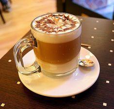 Вы любите кофе? Я очень...